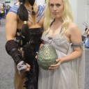 WonderCon_2012_-_Khal_Drogo_and_Daenerys_Targaryen_from_Game_of_Thrones