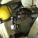 """selfie Weltraum trick 17 """"arbeiten"""" nikon selfie schwerelosigkeit Normaler Alltag Siemens Lufthaken gif schnell mal Stativ aufstellen"""