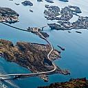 earthp0rn Atlantikstraße inselporn Henningsvaer Norwegen infrastrukturpr0n Just Cause arsch der welt