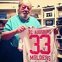 sascha mölders bud spencer fc augsburg Legenden wäre gerne Augsburger Carlo Pedersoli
