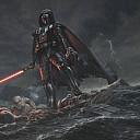 darth vader Macht mach frei Star Wars star wars wallpaper wallpaper wandpapier artwork ´Macht Platz` Teamkill