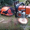 > wörk wörk Pr0 hat Holzfällerauftrag Stihl vernüftiges Arbeitsmaterial Pr0 hat Stihl Fichtenmoped Arbeiten mit Stihl Stihlvolle Arbeit würde auch sägen Männerarbeit
